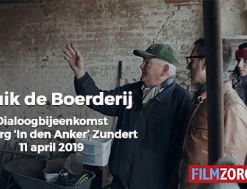 Vierde dialoog bijeenkomst 11 april in Zundert