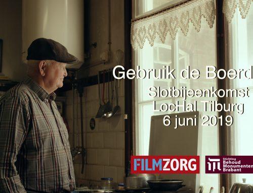Dialoog slotbijeenkomst 6 juni in Tilburg