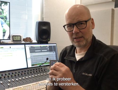 VLOG:  audionabewerking